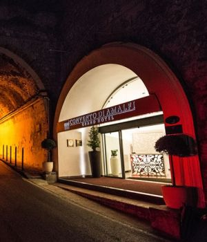 Convento Tunnel by