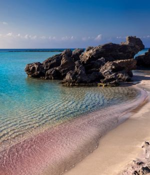 Pink Sand Paradise by