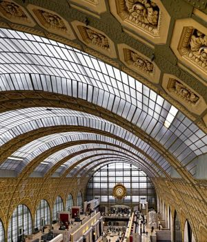 D' Orsay Point of View by