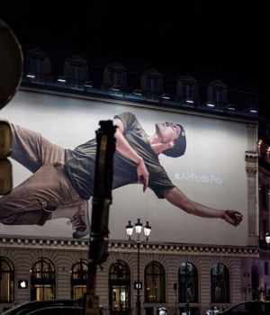 Paris Billboard by