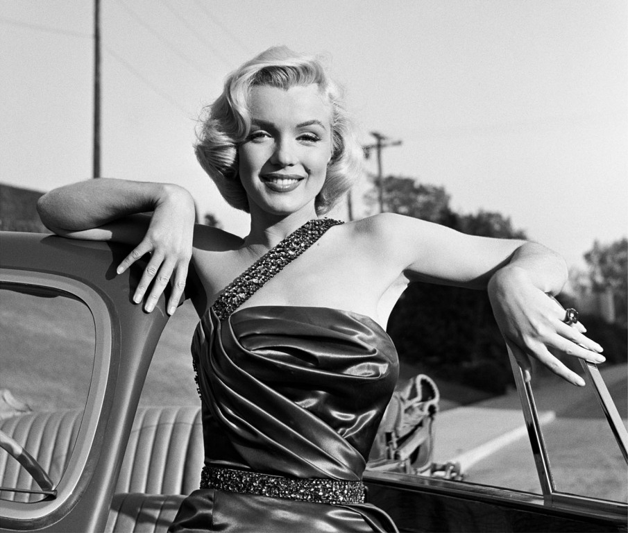 Marilyn Monroe Classic Portrait, <br>Set of